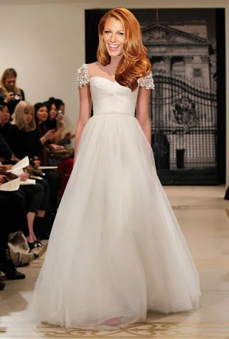 Blake Lively's Wedding Dress: What Do YOU Think She Wore
