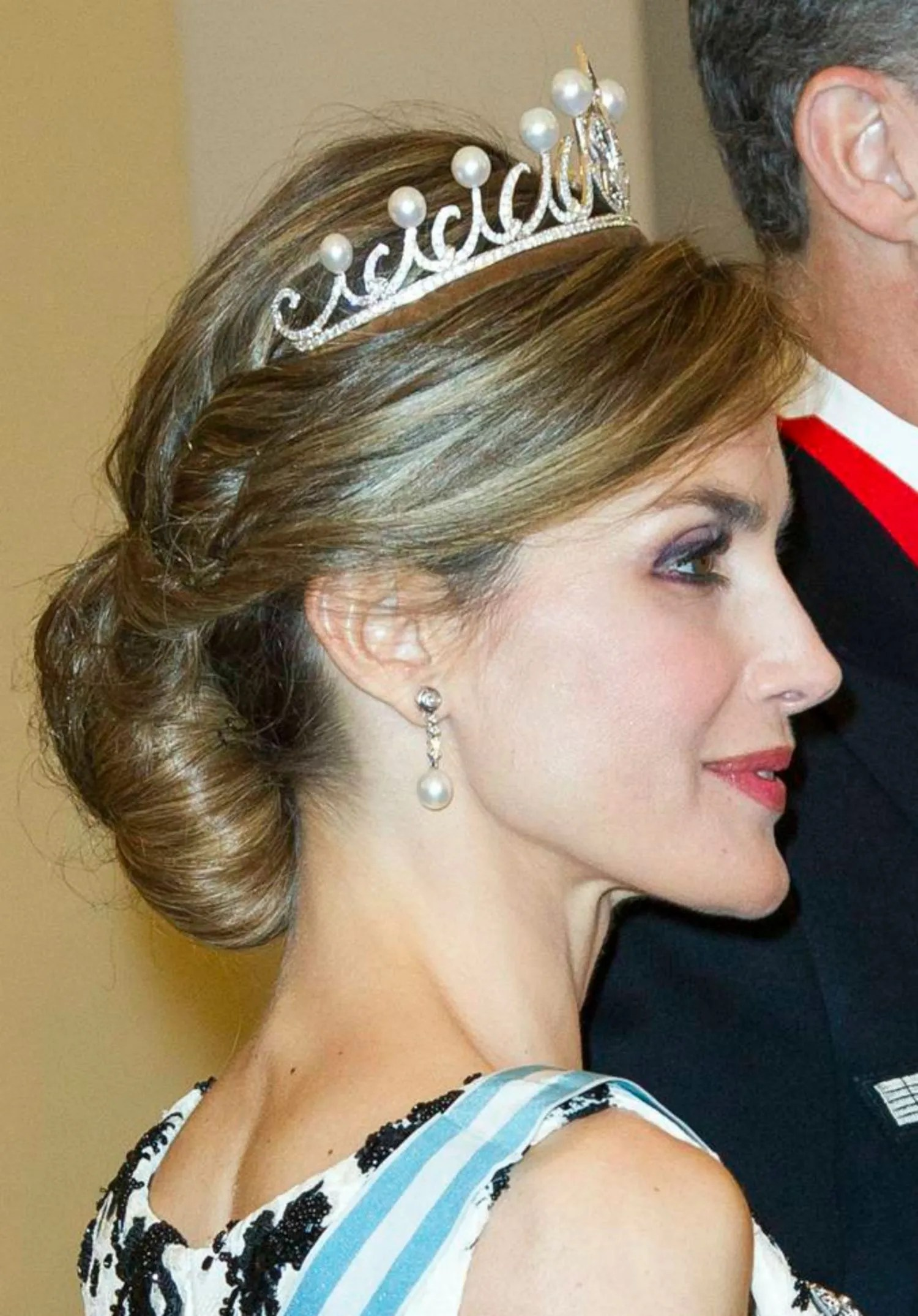 New Wedding Hairstyle Ideas Worn By RealLive Princess  Glamour