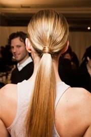 8 glam ways wear ponytail