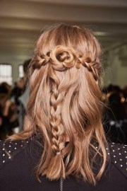 pretty hairstyles wear christmas