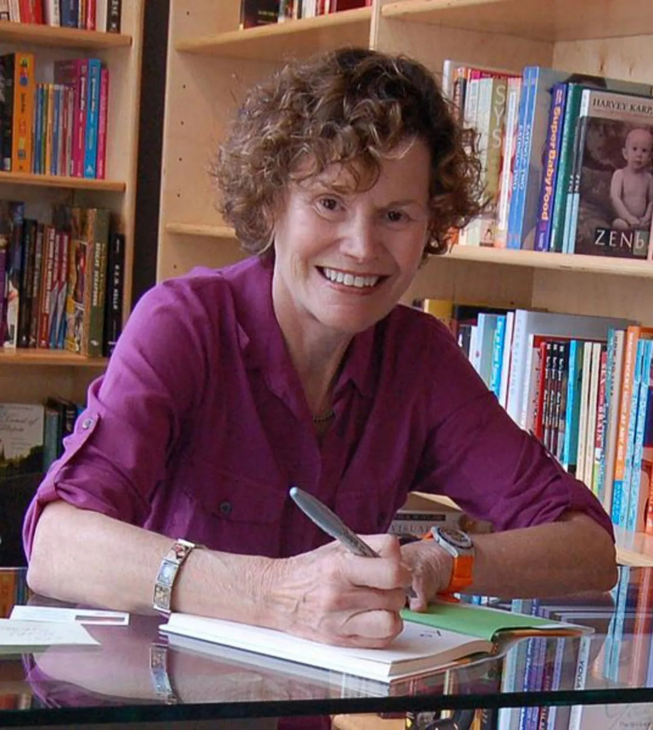 12 Things We Learned From Judy Blume Happy Birthday Judes
