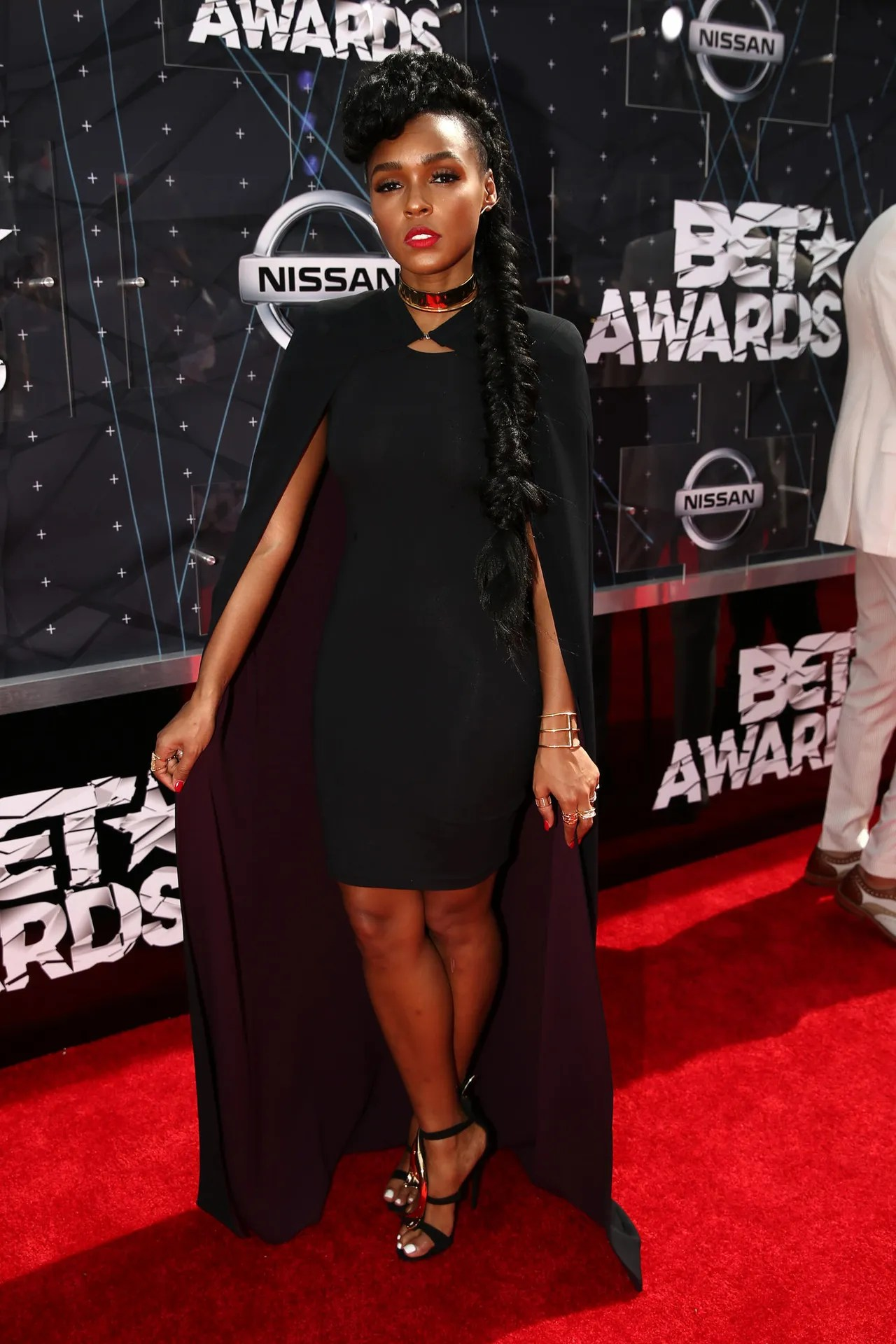 Bet Awards Red Carpet 2015 Best Dressed Celebrities Glamour