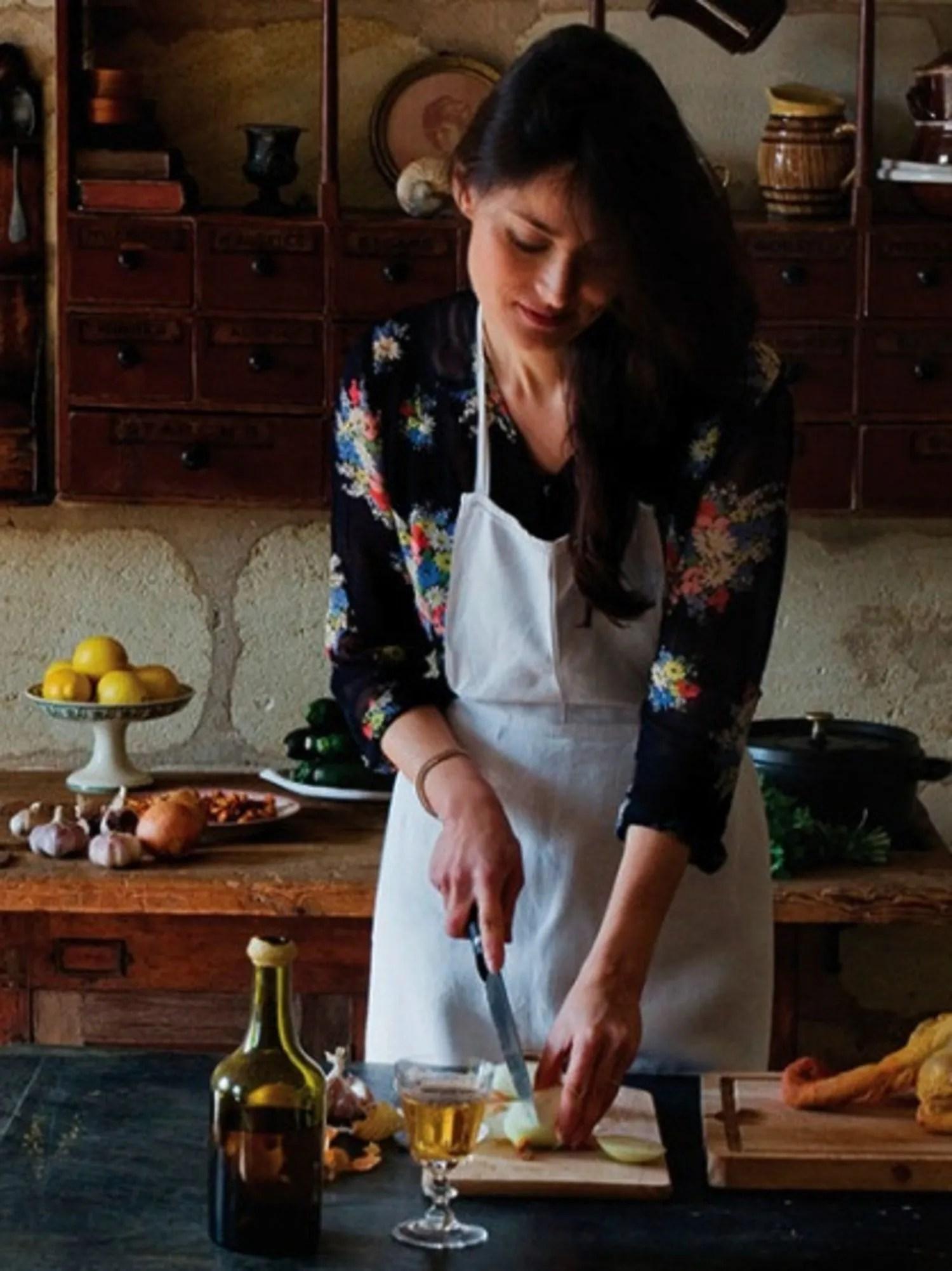 Recipe Mimi Thorissons Roquefort and Walnut Gougeres