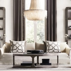Restoration Hardware Living Room Decoration Ideas For Apartment Get A First Look At S New Home Products Glamour