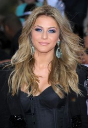 julianne hough's darker blonde