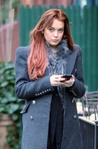 OK, WTH Is Going on With Lindsay Lohan's Hair Color? | Glamour