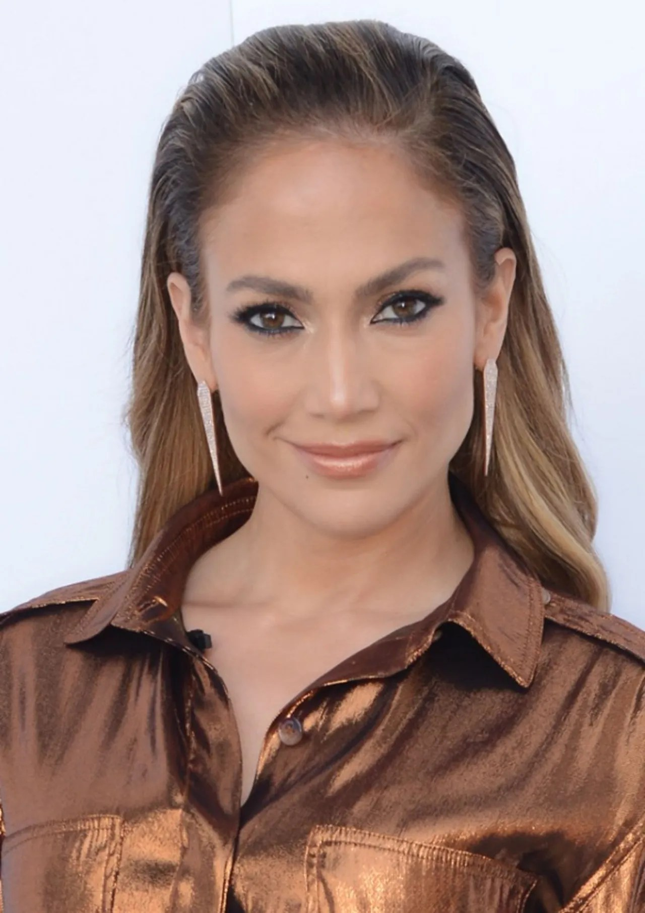 Celebrity Hairstyle Idea Jennifer Lawrence and Jennifer Lopez Try