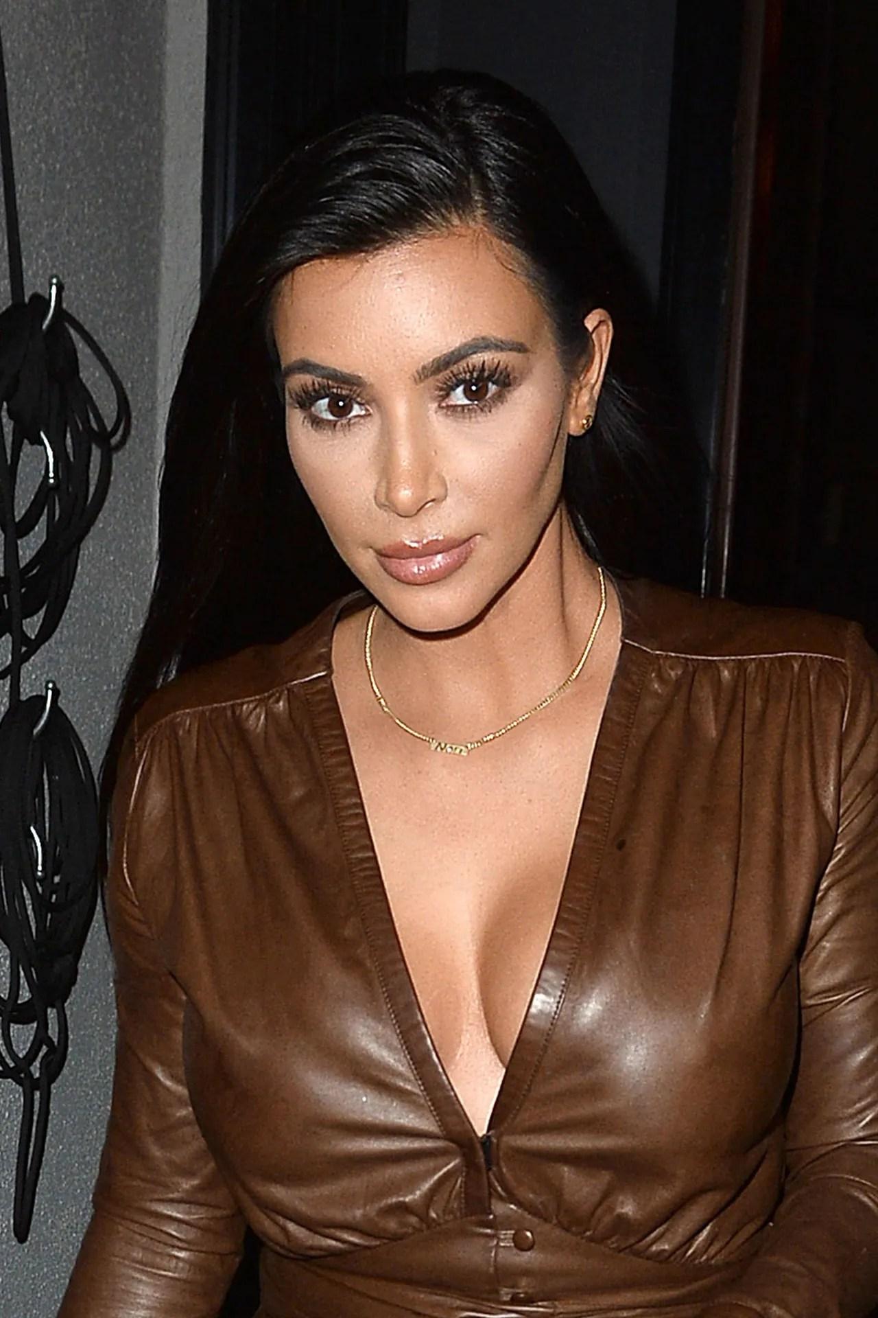 Jennifer Lopezs Makeup Artist Mary Phillips Does Kim