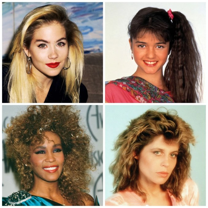 quiz: hairstyles from the 1980s   glamour