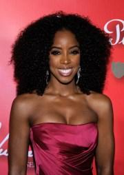 celebrity-inspired wedding hair