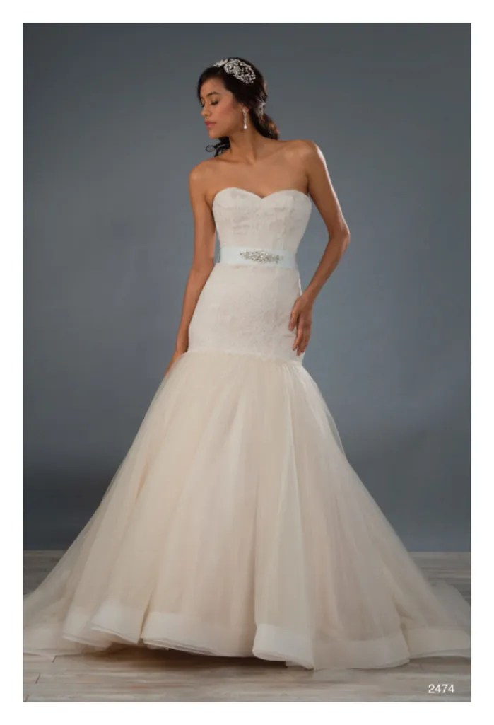Spring 2015 Wedding DressesSpring Summer Wedding Dress Trends  Glamour