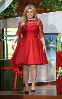 Kelly Clarkson Dress