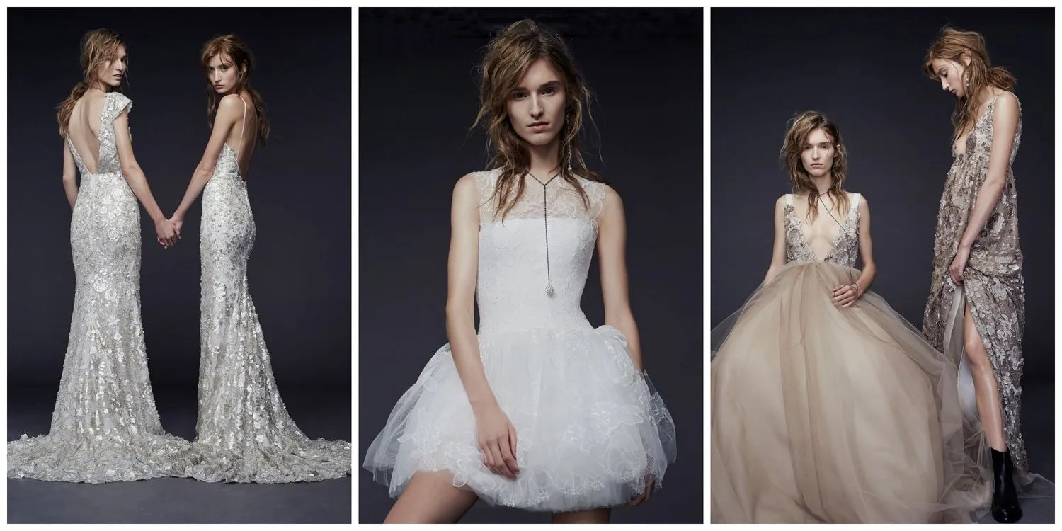 New Vera Wang Wedding Dresses, Wedding Gowns; Bridal
