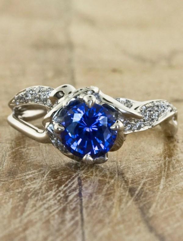 Unique Engagement Rings: Rustic Engagement Rings, Eco ...