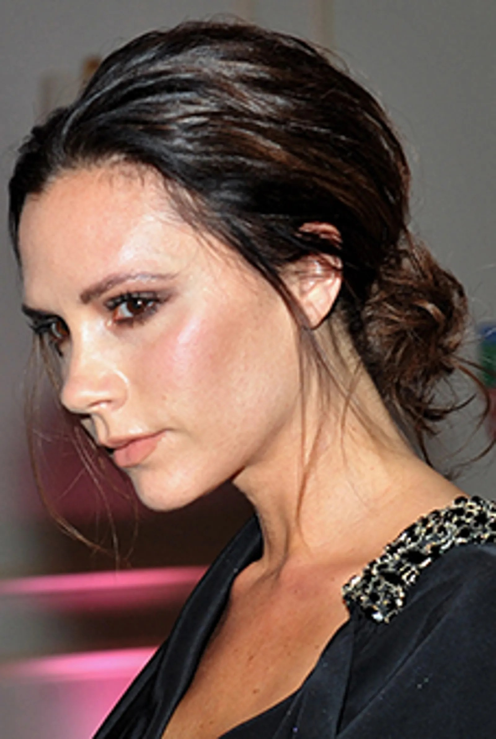 Victoria Beckhams Life In Hair  Glamour