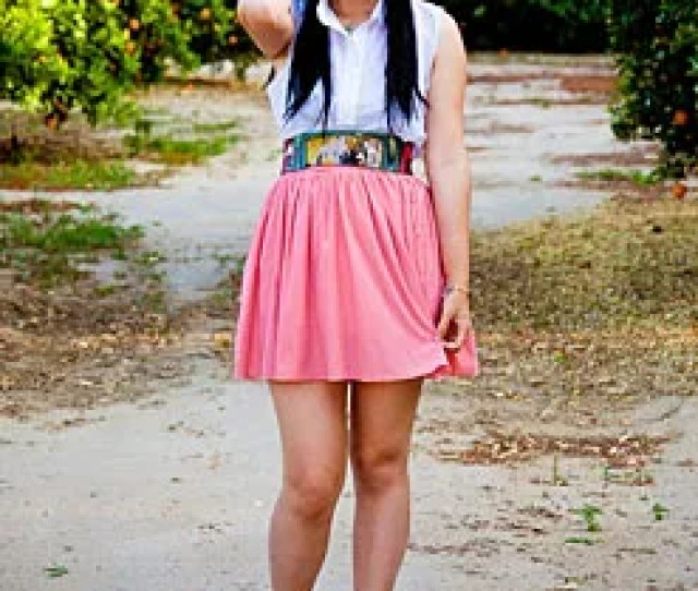 Elastic Waist Cotton Skirts Are As Cool And Comfortable As You Can Get Top Yours Off