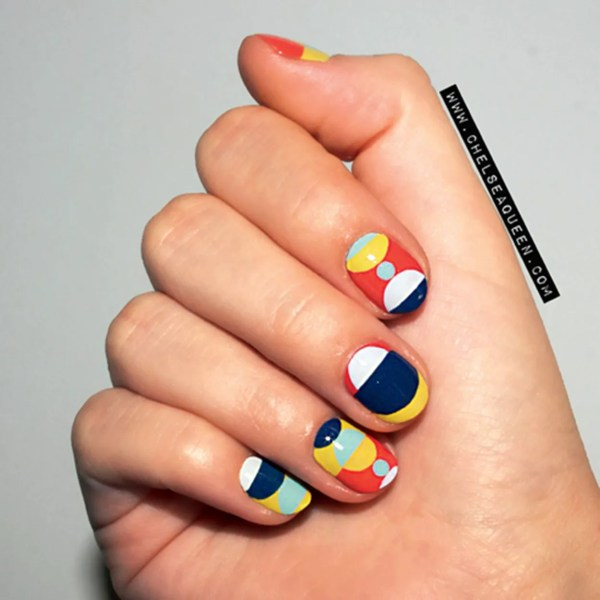 Nail Art Design And Polishes French Manicure Nails Glamour