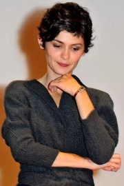 hair ' crushing audrey tautou's