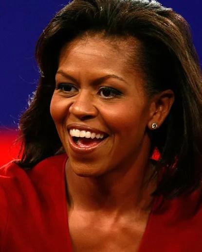 Michelle Obama Eyebrows : michelle, obama, eyebrows, Michelle, Obama's, Brows,