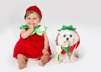 Cute Baby and Dog Halloween Costume Ideas | Glamour