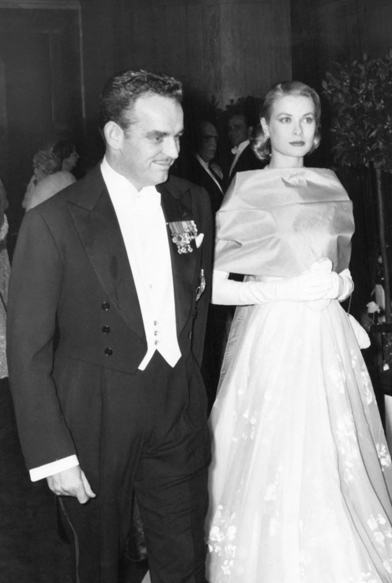 Beyond the Wedding Dress Photos of Princess Grace Kellys Best Dresses and Outfits  Glamour