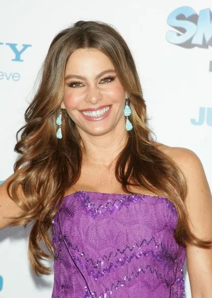 It Took 5 Hair Tools To Get Sofia Vergara's Hair This Perfect How