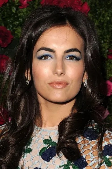 Hair Color Update Camilla Belle Went Back To The Darker
