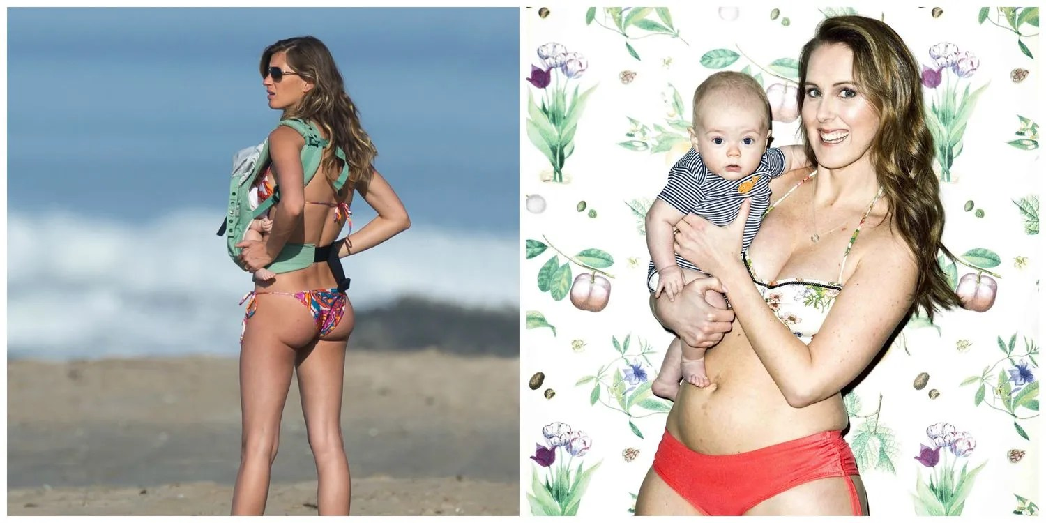 Losing Weight After Birth Babies