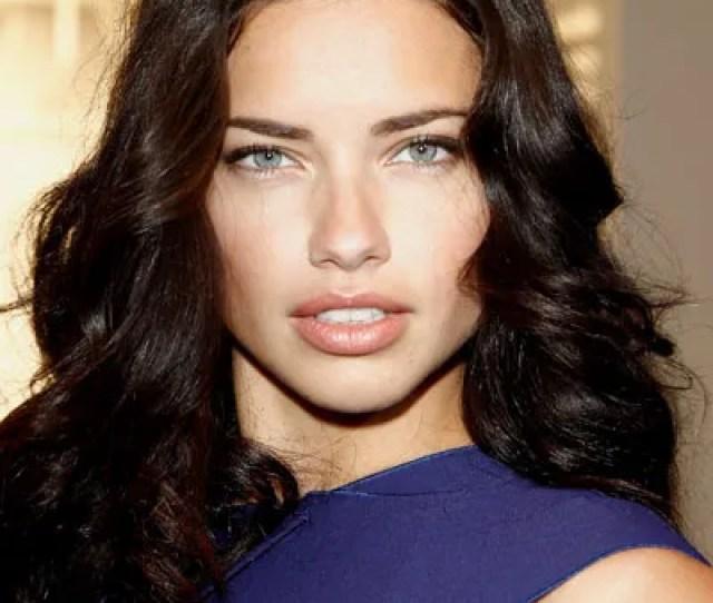 0118 Adriana Lima Victorias Secret Sexy Face Bd