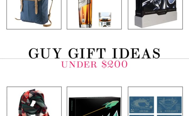 Holiday Gift Ideas For Guys Dads Brothers Boyfriends