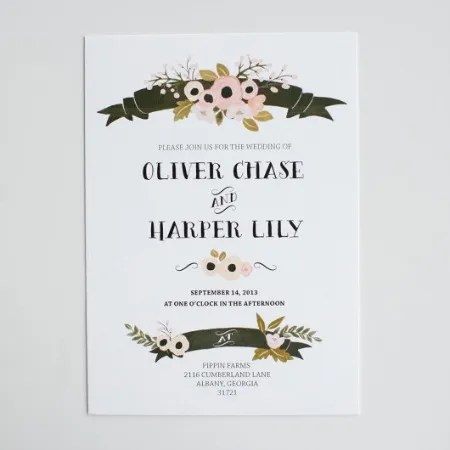 3 Wedding Invitations That Don T Look Like Every Other