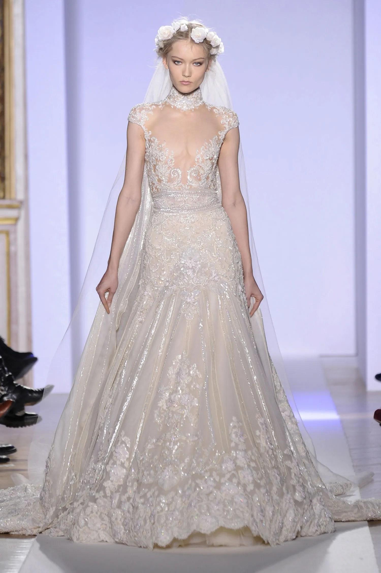 1 GaspInducing Wedding Dress From Zuhair Murads Haute