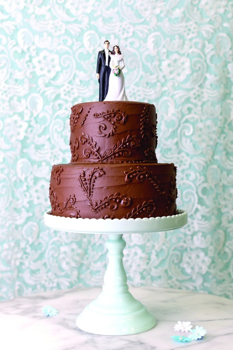 how to decorate a square wedding cake with fondant cake decorating ideas without fondant 15654