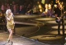 Storyteller Tour Stage Carrie Underwood