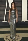 Selena Gomez Oscar After Party Dress