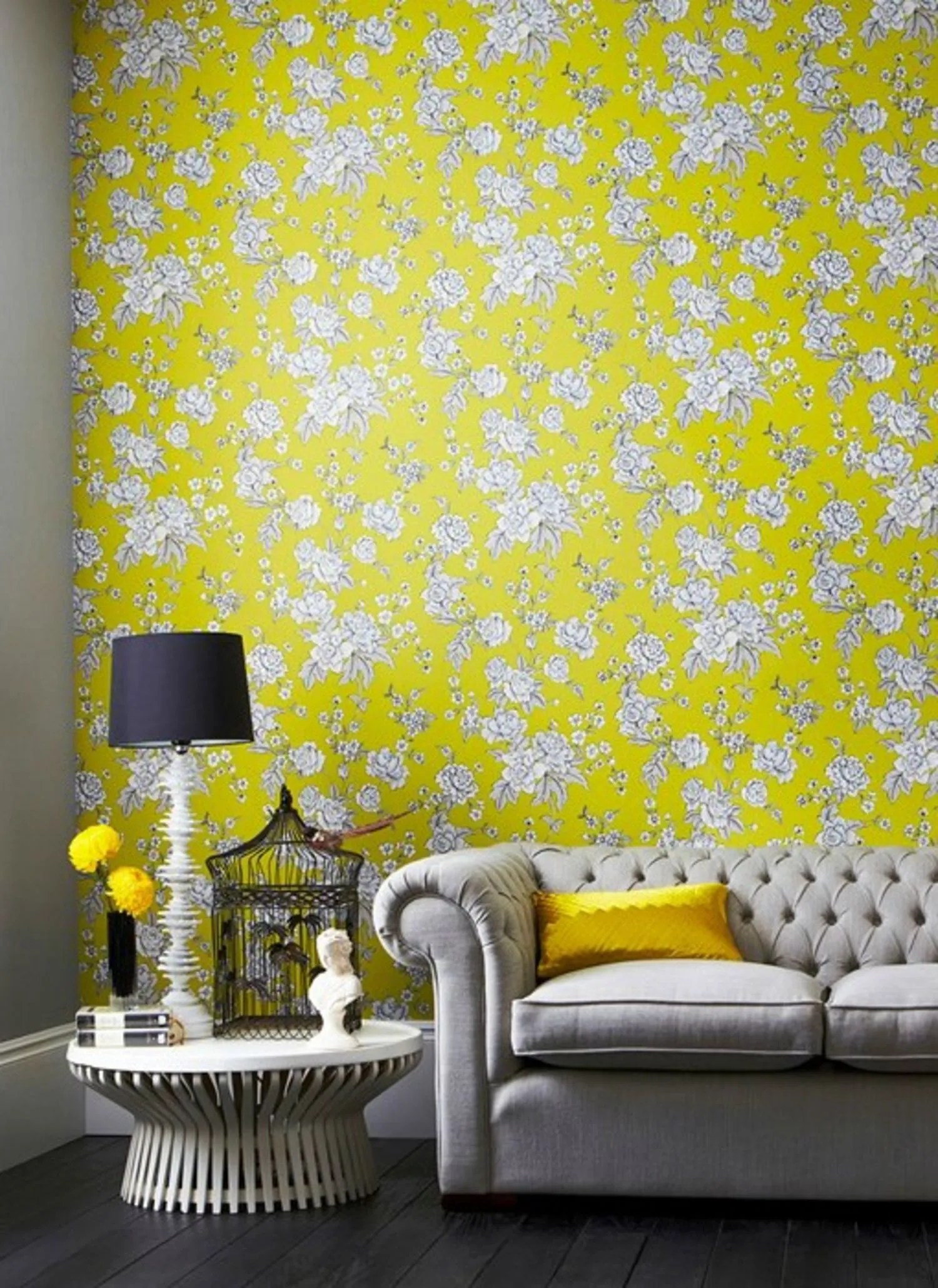 Removable Wallpaper Temporary Wallpapers for Renters and CommitmentPhobes  Glamour