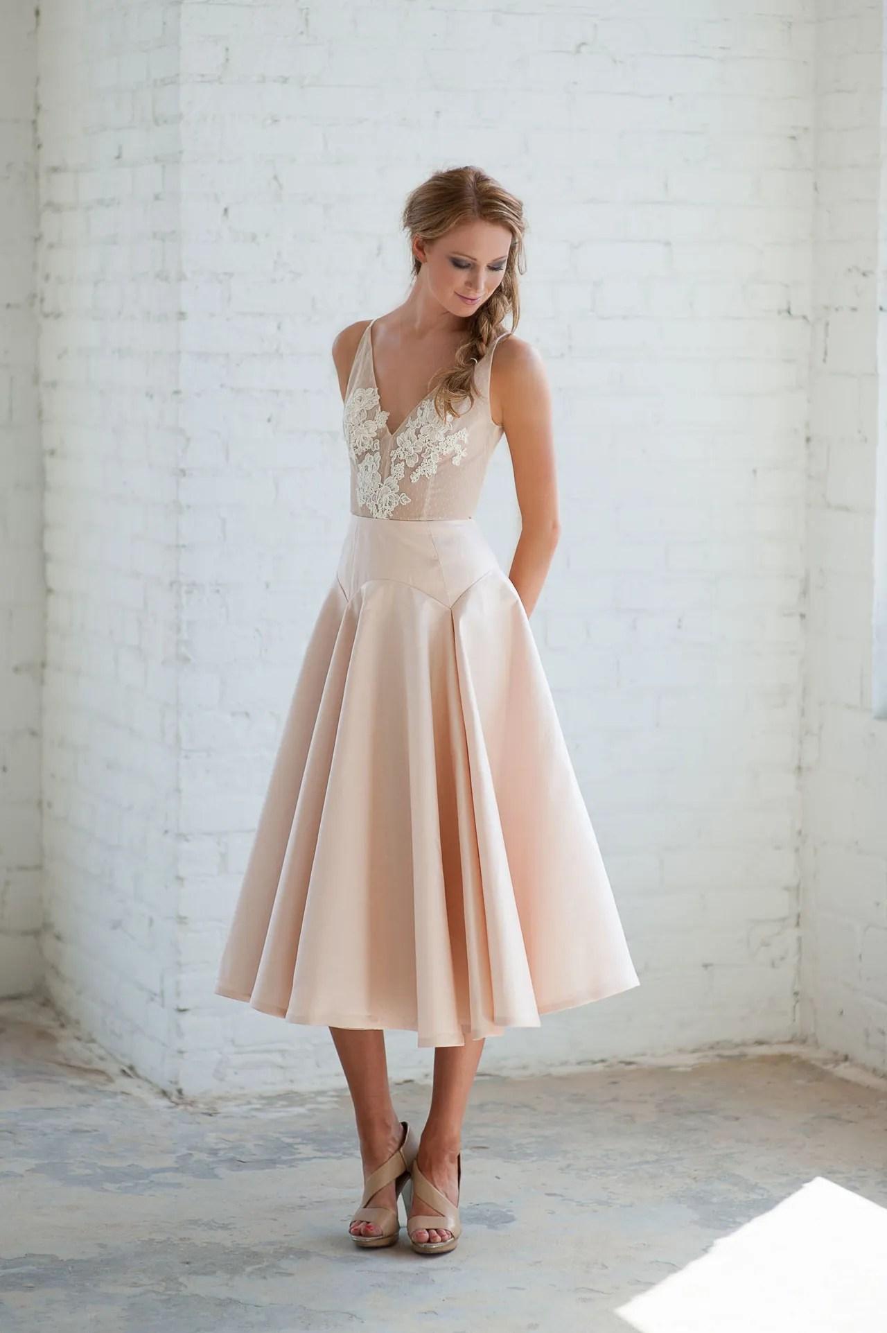 Under 1 000 Beach Wedding Dresses 23 Romantic Wedding