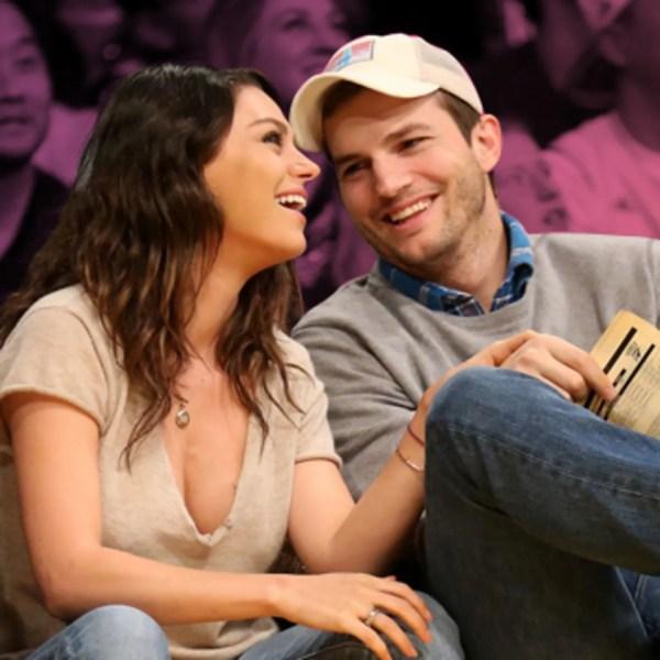 "Ashton Kutcher Finally Spills Top-secret ""ninja"