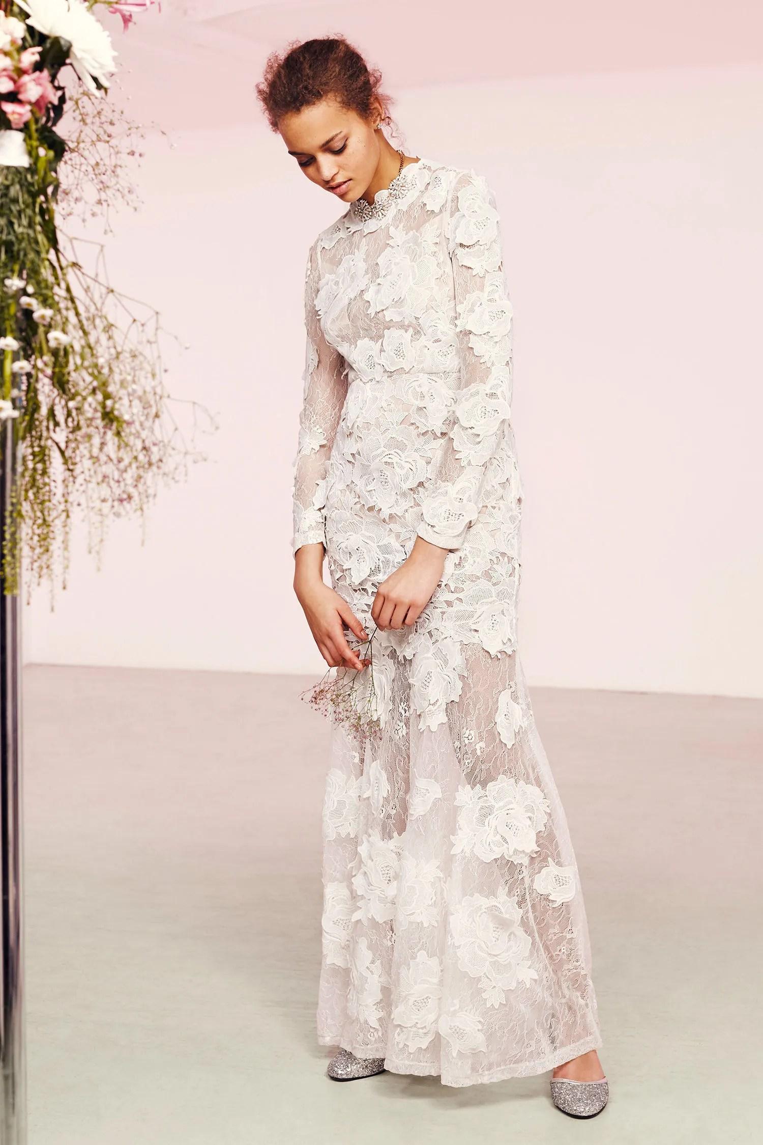 Asos Wedding Dress 5