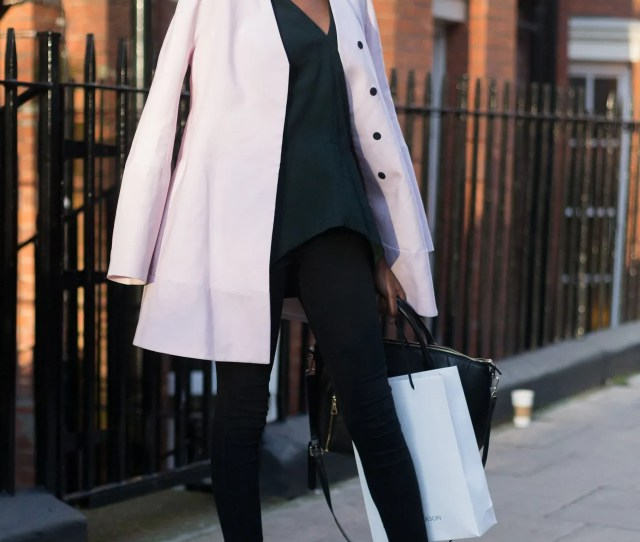 Spring Fashion Trend Color Light Pink Amilna Estevao