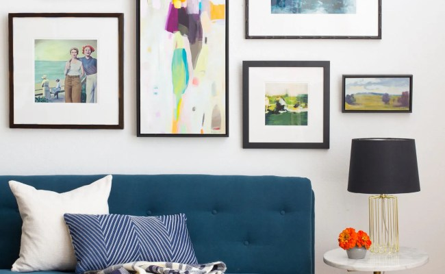 Wall Decoration Ideas Photo Wall How To Create Organize
