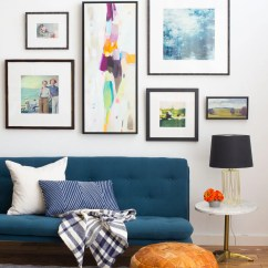 Living Room Decorating Ideas Picture Frames For Feature Walls Rooms Wall Decoration Photo How To Create Organize And Hang A Gallery Glamour