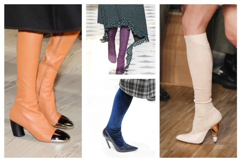 Fall 2016 Shoe Trends