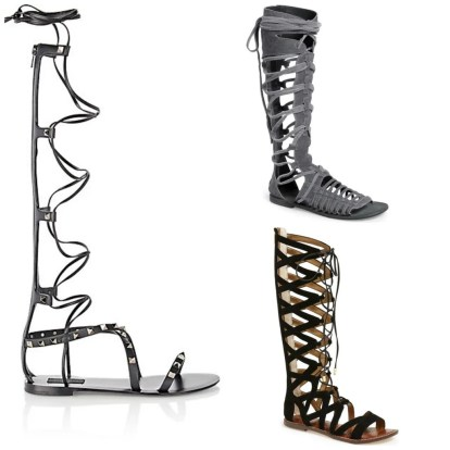 Summer 2016 Fashion Trends to Shop: Next-Level Gladiator Sandals