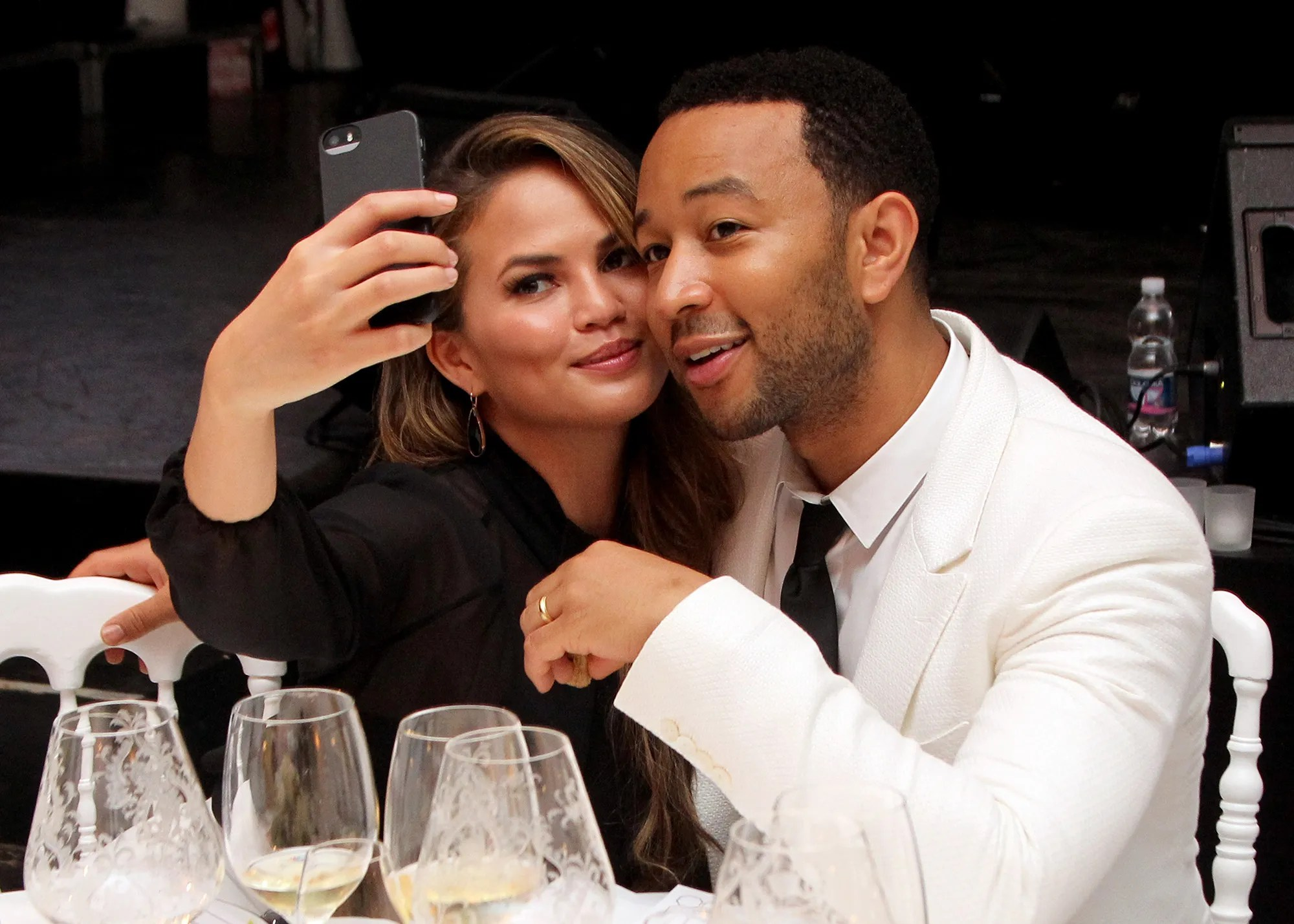 Image result for john legend and chrissy teigen