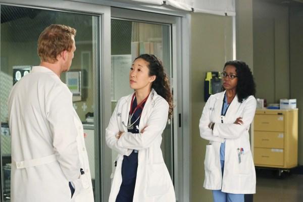 Grey's Anatomy Season 9 Episodes