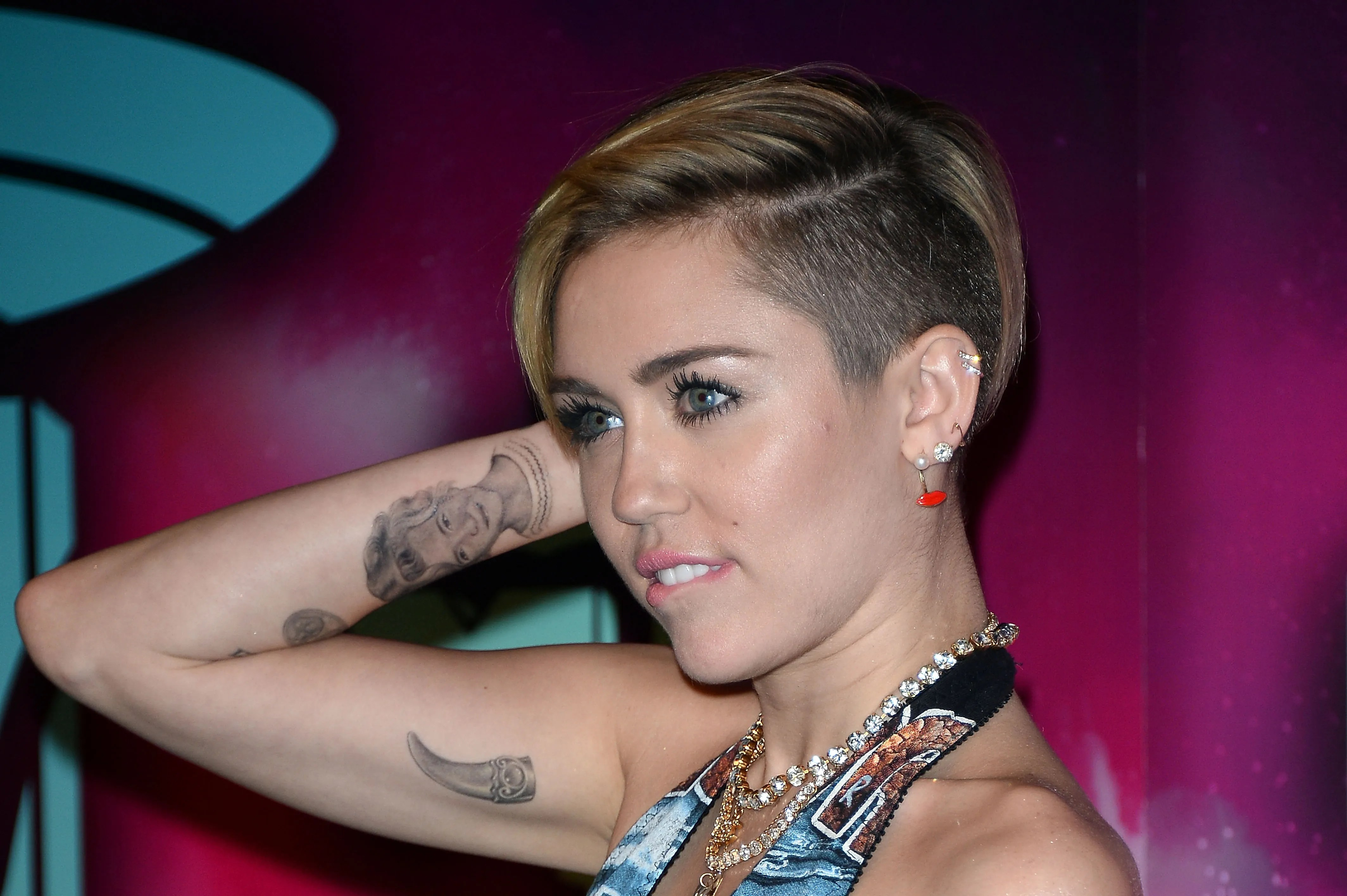 Miley Cyrus Just Got A New Tattoo In Honor Of Liam