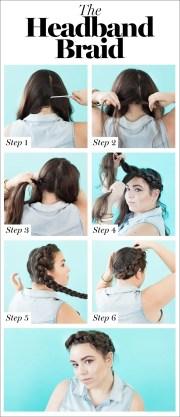 braid hair - 10 tutorials
