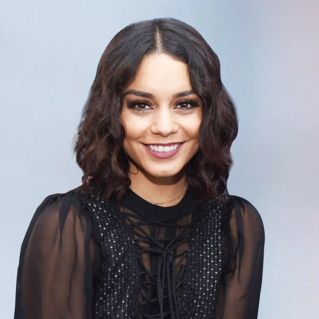 vanessa hudgens' new hair color will make you want to go