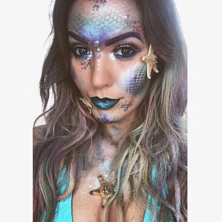 17 Best Mermaid Makeup Ideas And Tips